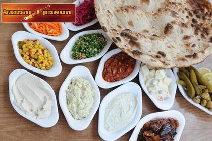 חווית בשרים ישראלית: ארוחה זוגית במסעדת הטאבון והמנגל בת