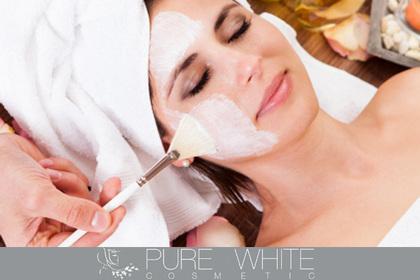 להכין את הפנים לחורף: טיפול פנים במכון המקצועי Pure White בדיזנגוף סנטר, עם מוצרי ,Dermalogica החל ב-159 ₪. תקף בכל שעות הפעילות!