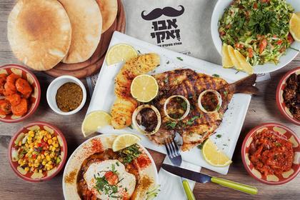 פותחים שולחן: ארוחה זוגית מצויינת במסעדת