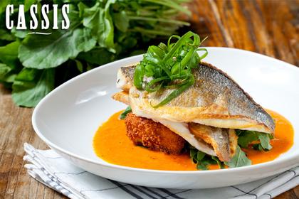 Taste the Sea: מסעדת