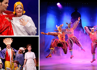 הצגות ילדים איכותיות מבית תיאטרון אורנה פורת