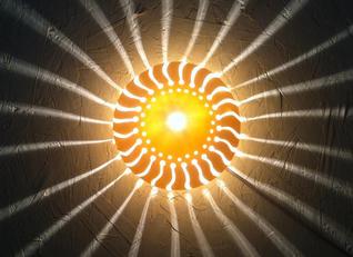 סדנה להכנת גופי תאורה מפורצלן
