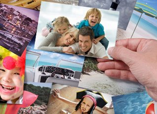 הדפסת תמונות במשלוח לכל חלקי הארץ או באיסוף עצמי